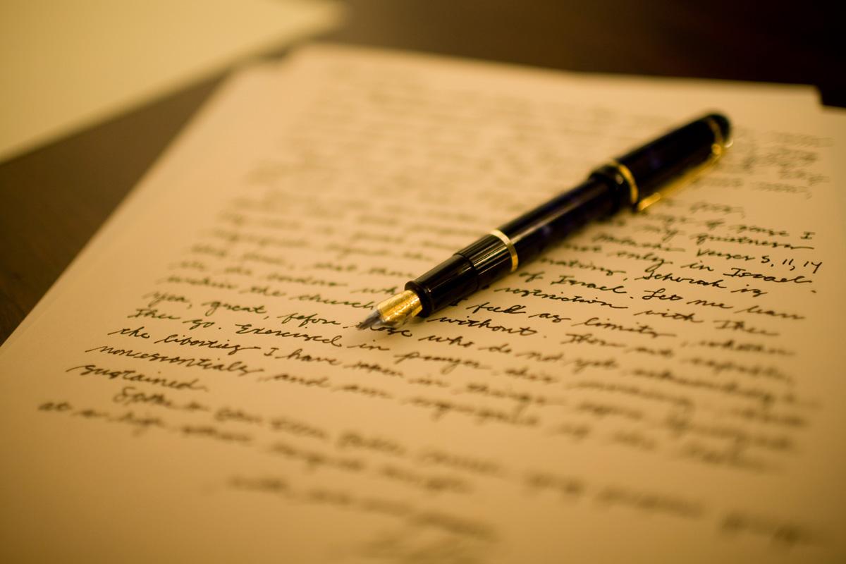carta de una paciente