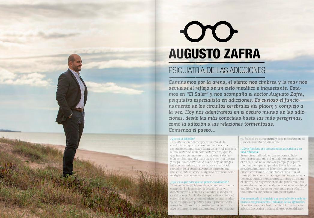 entrevista revista augusto zafra ivane