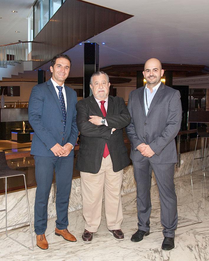 Nuestro director Augusto Zafra durante el Congreso Psiquiatría