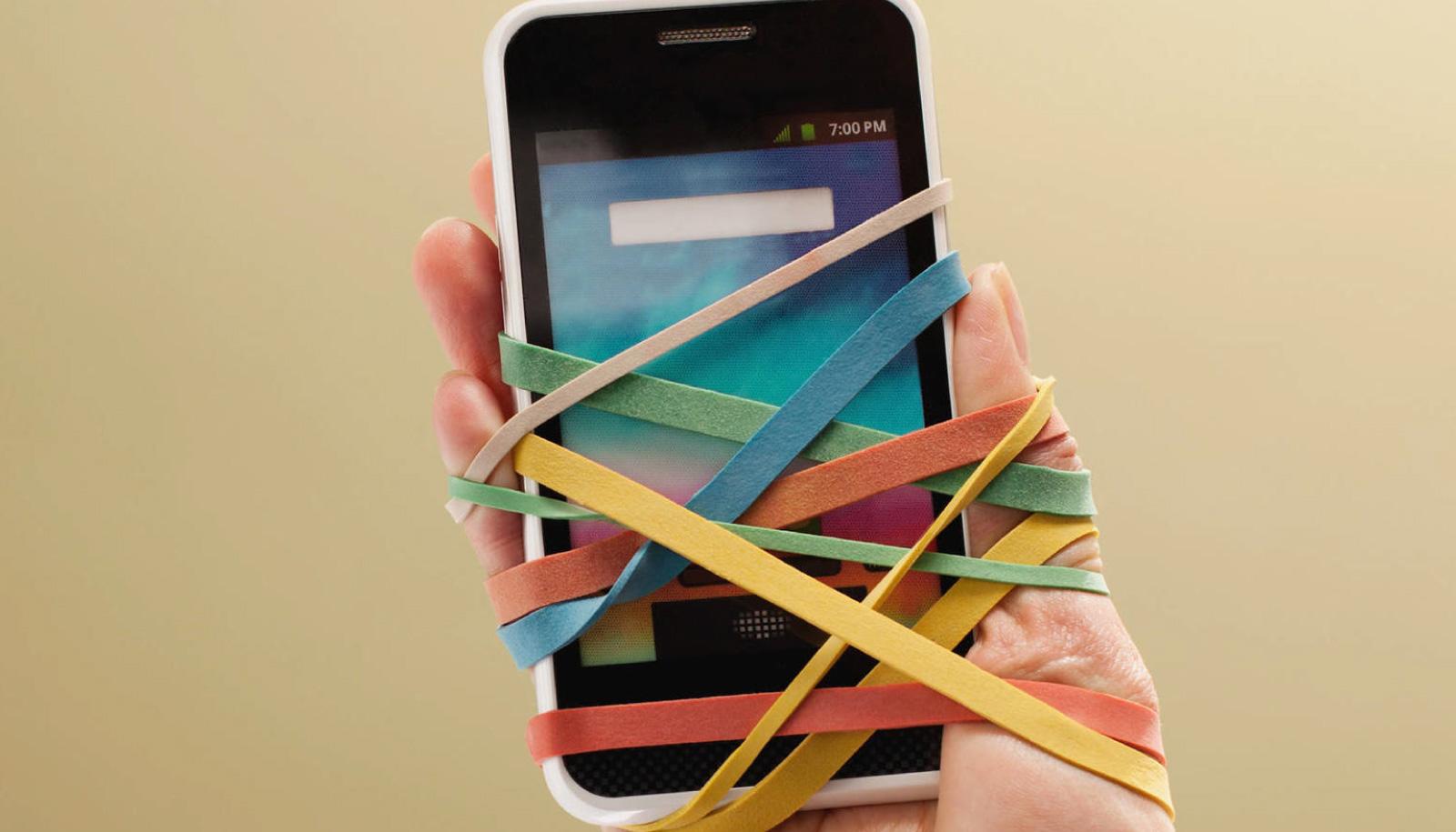 El cerebro de los adolescentes y la adicción al móvil