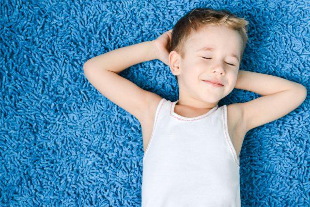La aplicación de Técnicas de Relajación en la edad infantil y su influencia en el desarrollo psicofísico del menor