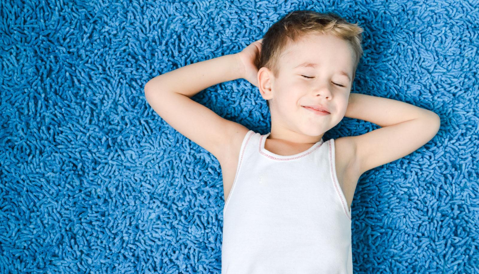 Técnicas de relajación en edad infantil y su influencia en el desarrollo psicofísico
