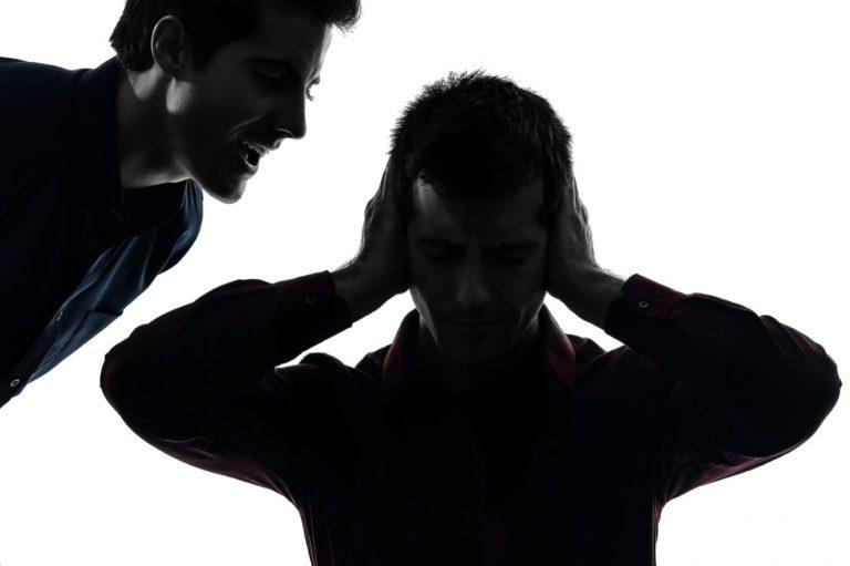 Los síntomas psicóticos y la depresión