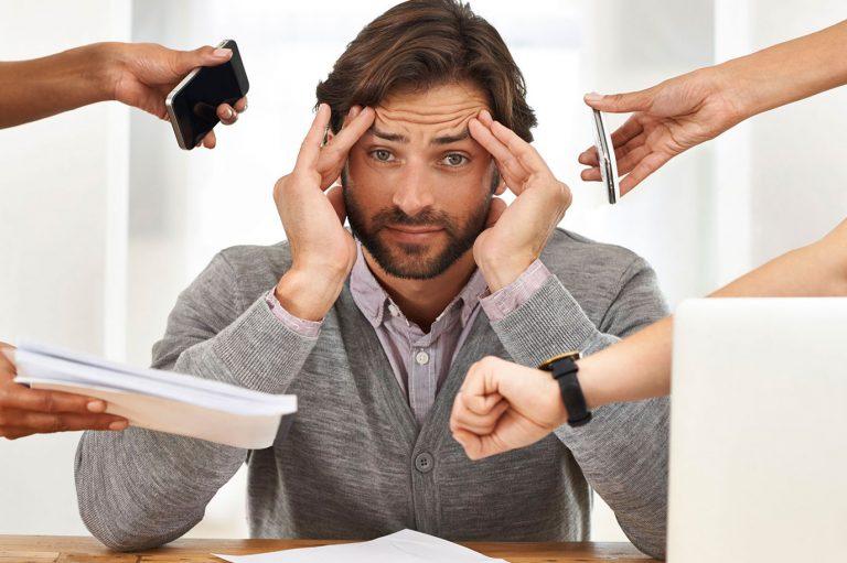 Insatisfacción laboral y salud mental