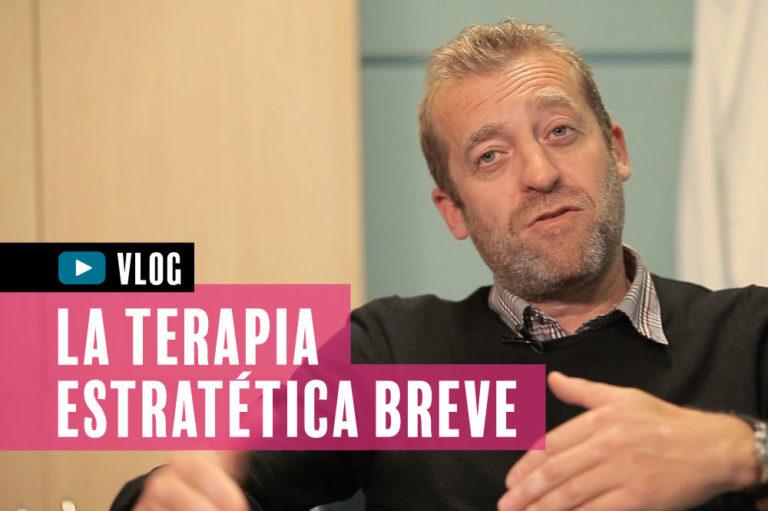 Terapia Estratégica Breve, por Jose María Marco (vídeo)