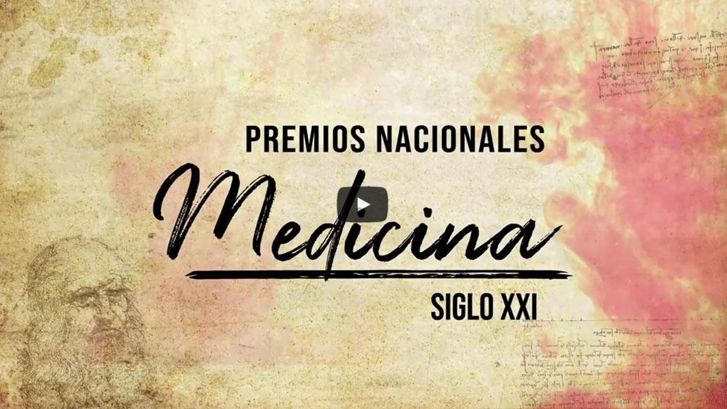Premios Nacionales de Medicina s.XXI 2018