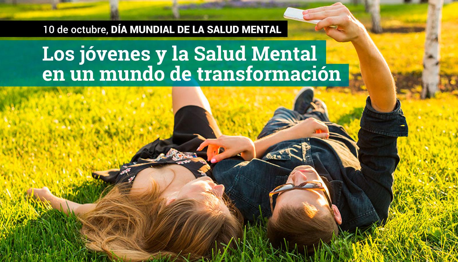 Día Mundial de la Salud Mental 2018
