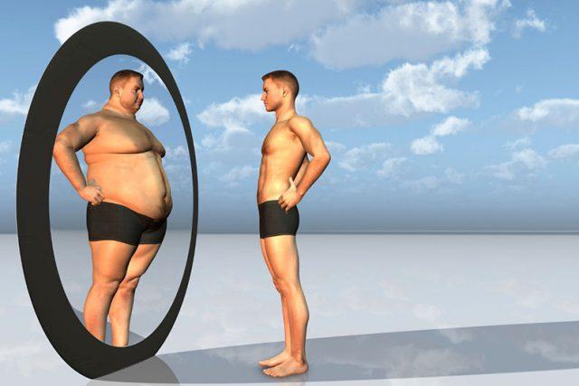 Los trastornos de conducta alimentaria en los hombres