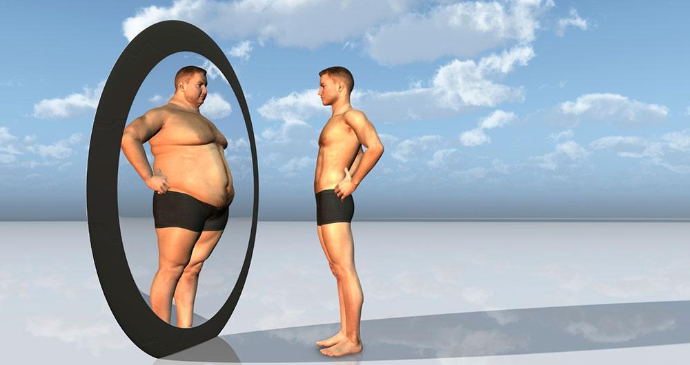 Los trastornos de conducta alimentaria en hombres