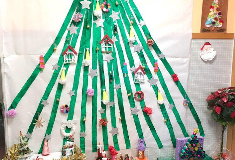 Taller de Navidad en IVANE Salud Mental