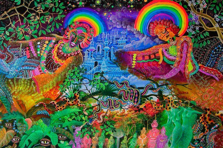 Ayahuasca, la droga espiritual
