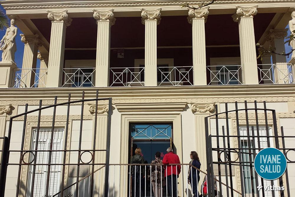 Visita a la Casa Museo de Blaco Ibáñez