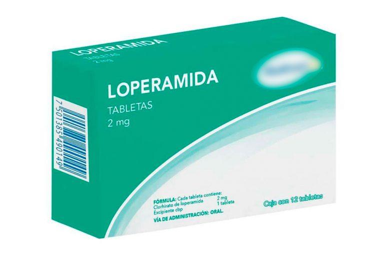 Medicamento de venta libre, Loperamida