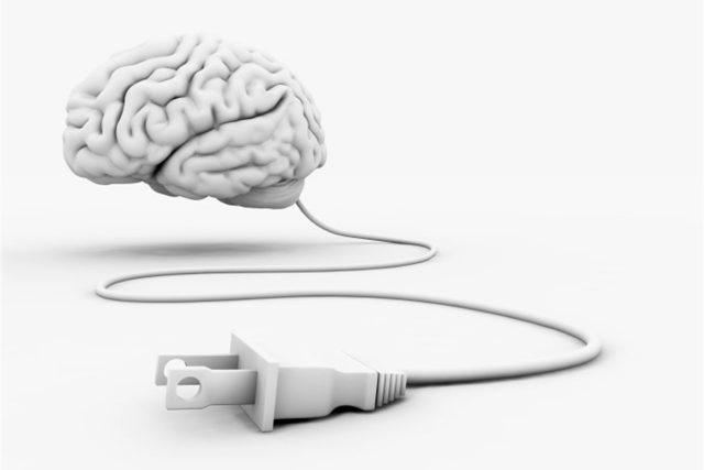 El papel de la TEC en la depresión resistente