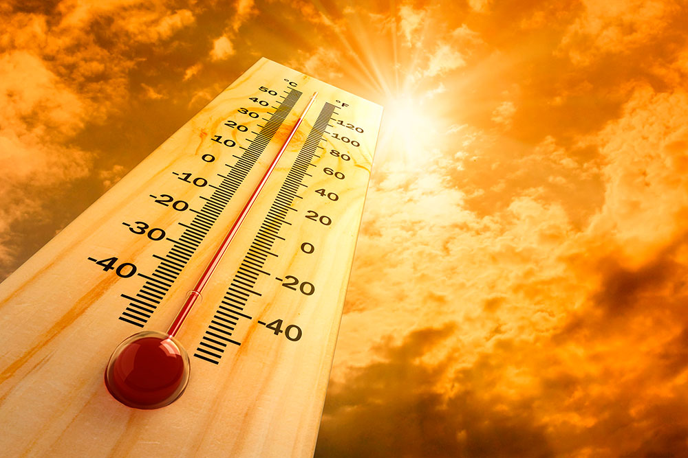 ¿Influye en calor en nuestra salud mental?
