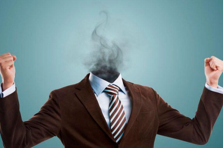 El «burnout» o el síndrome del «trabajador quemado»