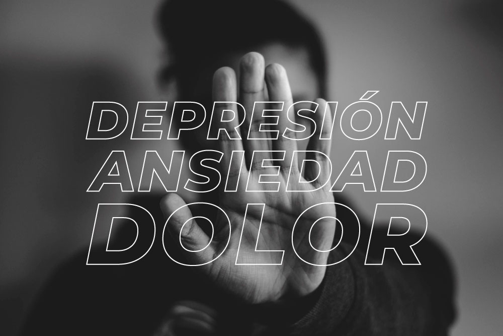 La presencia de depresión y/o ansiedad favorece la aparición de quejas somáticas y dolorosas, y a su vez, facilita la aparición de ansiedad y/o depresión