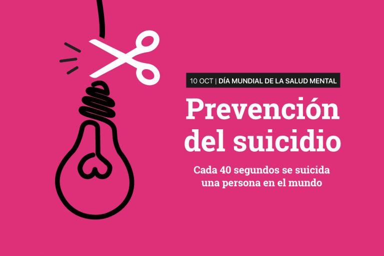 Día Mundial de la Salud Mental 2019: prevención del suicidio