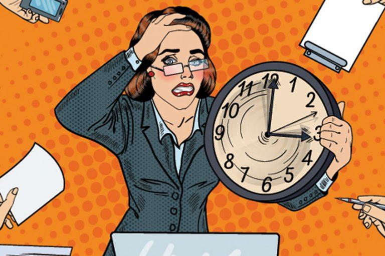 6 cuestiones sobre el estrés crónico. Una epidemia de este siglo