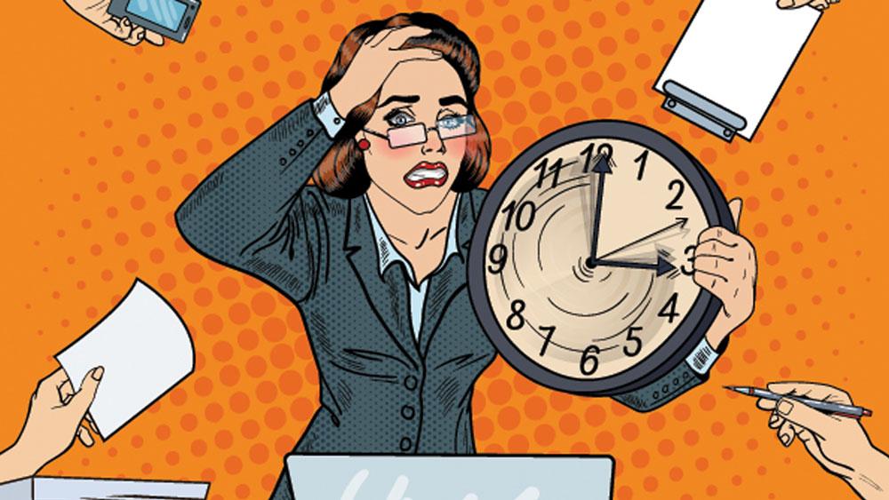 El estrés crónico es una reacción fisiológica prolongada que pone en marcha el cuerpo para afrontar situaciones que requieren más energía de lo habitual.