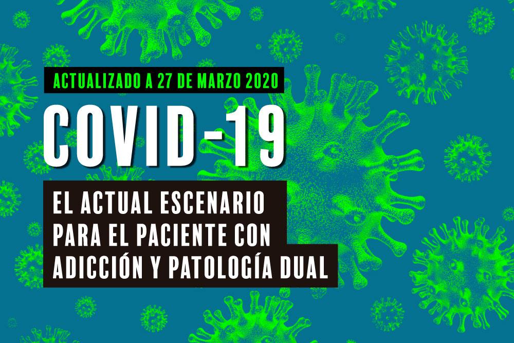 Las personas con problemas en salud mental o adicción son una población vulnerable ante el COVID-19, merecen especial atención por parte de todos.