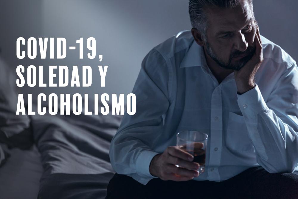 La crisis sanitaria causada por el COVID-19, nos deja un dato preocupante en el aumento del alcoholismo en las primeras semanas de confinamiento.
