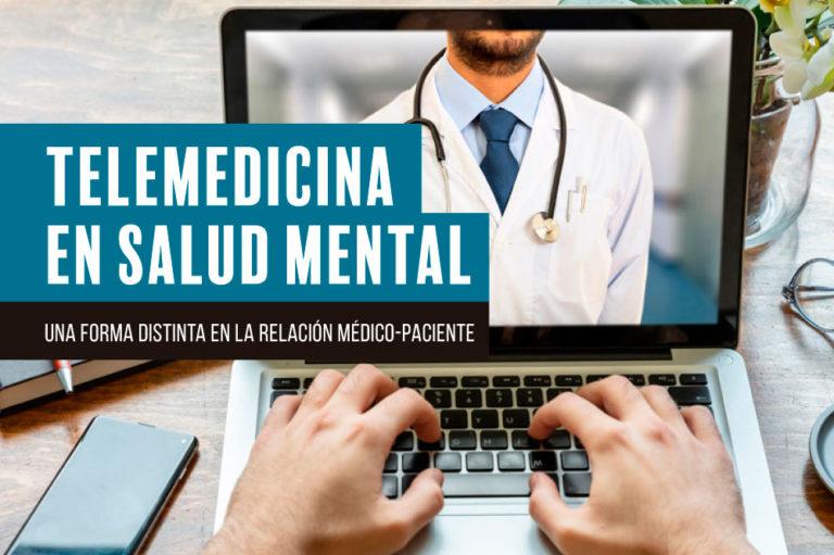 Telemedicina en Salud Mental