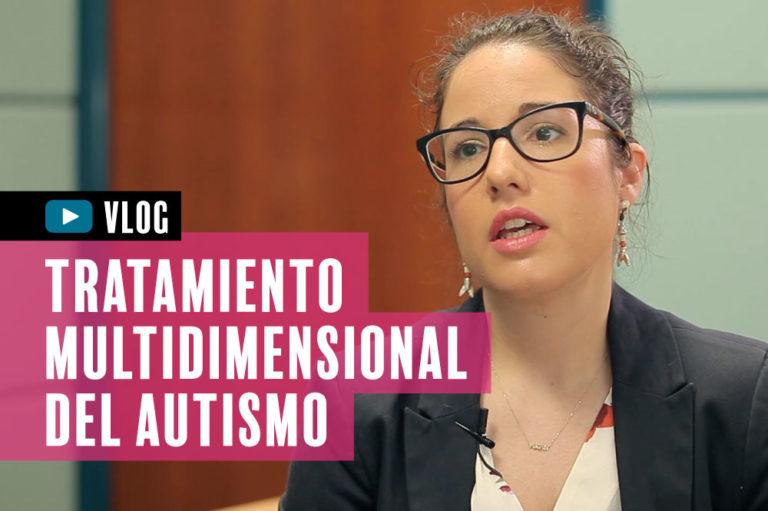 Tratamiento multidimensional del autismo, por Giovanna Legazpe (vídeo)