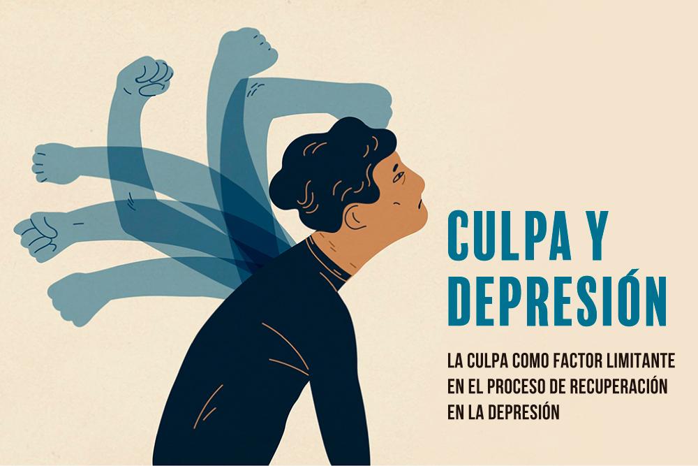 La culpa podría ser uno de los factores precipitantes en el trastorno depresivo y uno de los principales obstáculos en la recuperación de la depresión.