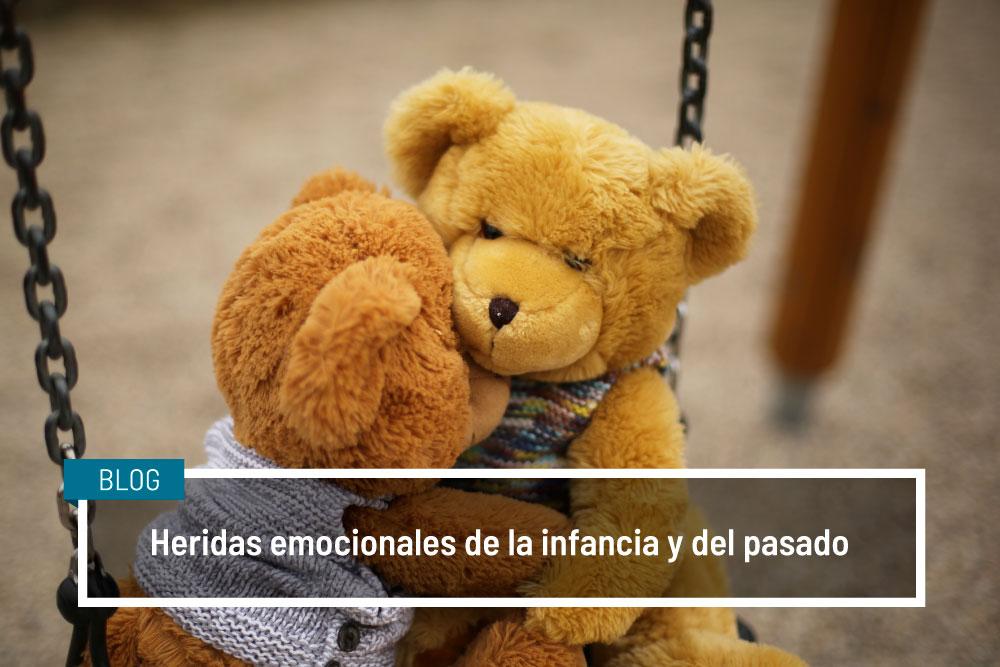 Heridas emocionales de la infancia y del pasado